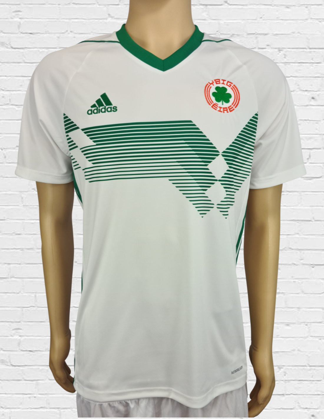 YBIG Adidas Ireland Jersey Mens | Away | ybigstore.com